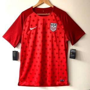 Nike USA Soccer Jersey - Nike USA Dry Squad Top 2